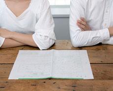 離婚の回避